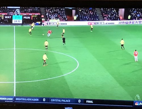 Why You Should Let Your Soccer Player Watch More TV
